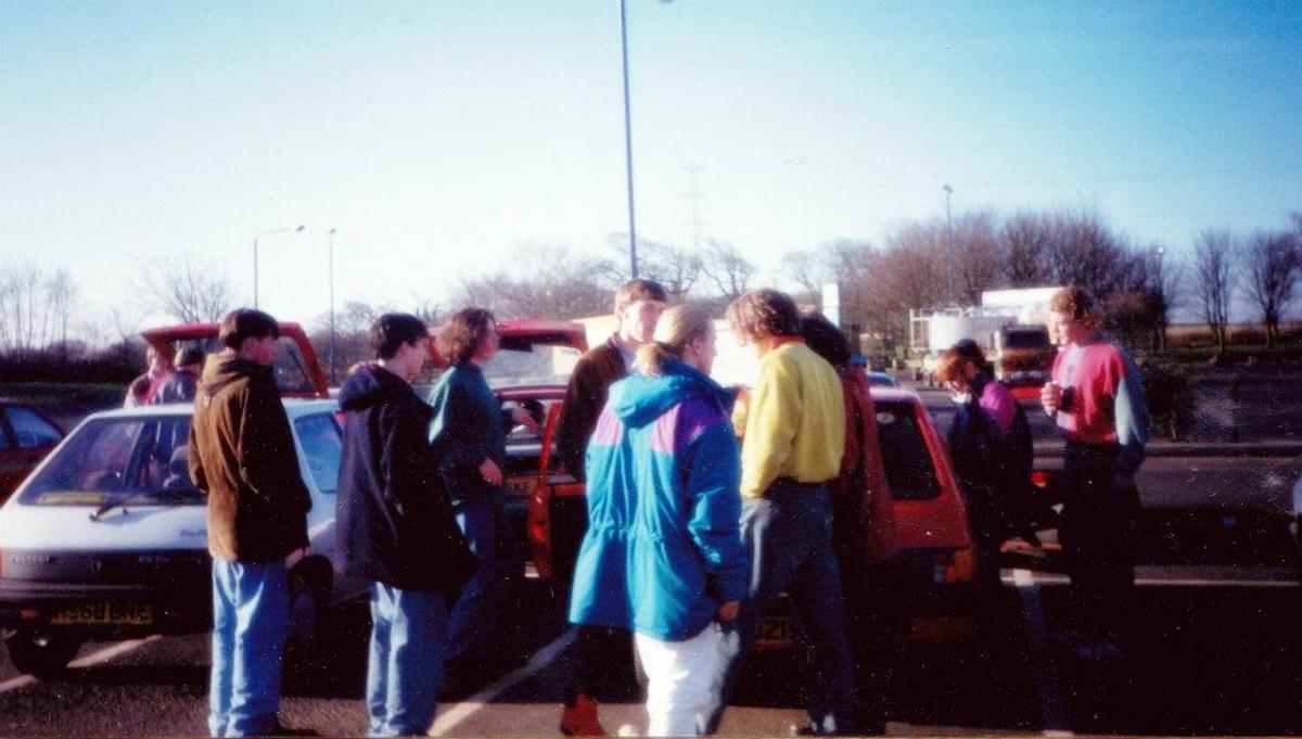 Anderton services (1991)
