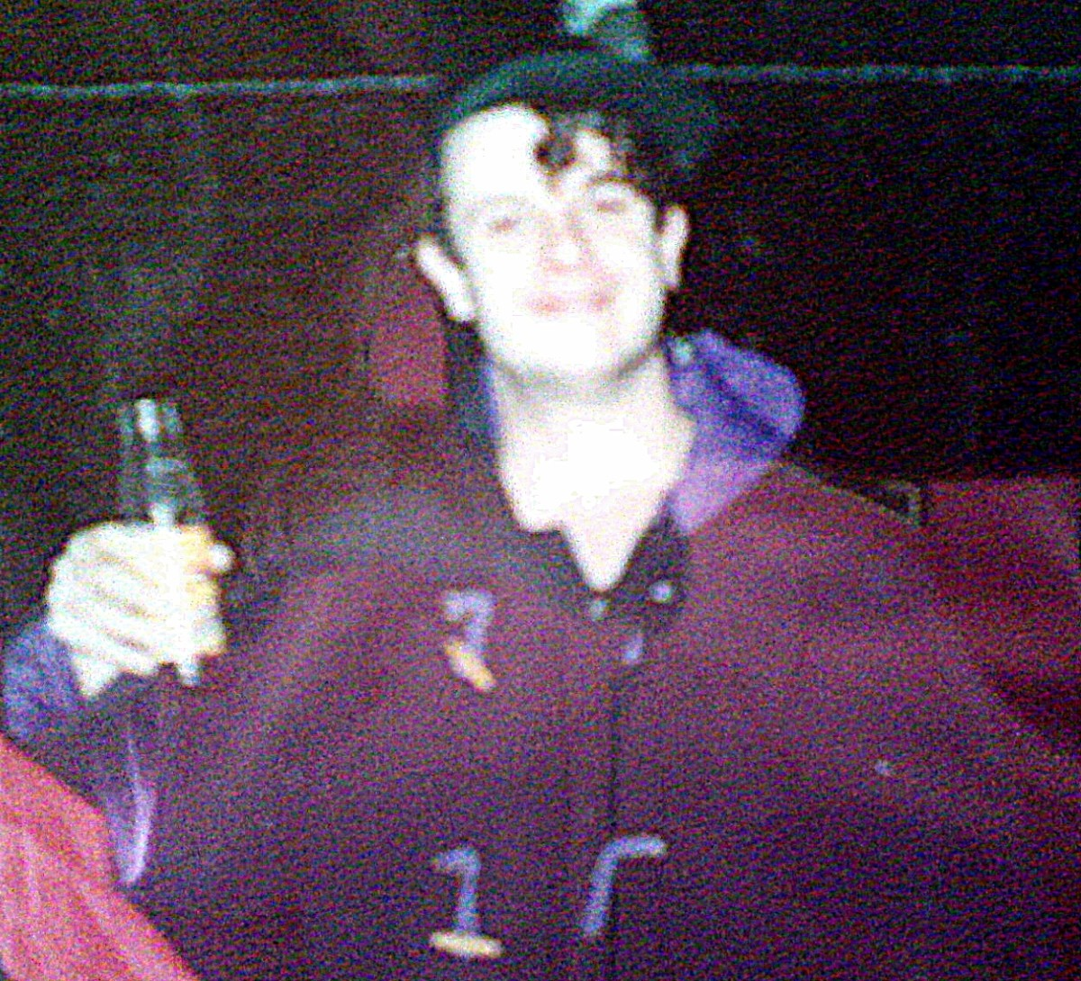 My friend Steve from Blackpool (1990)