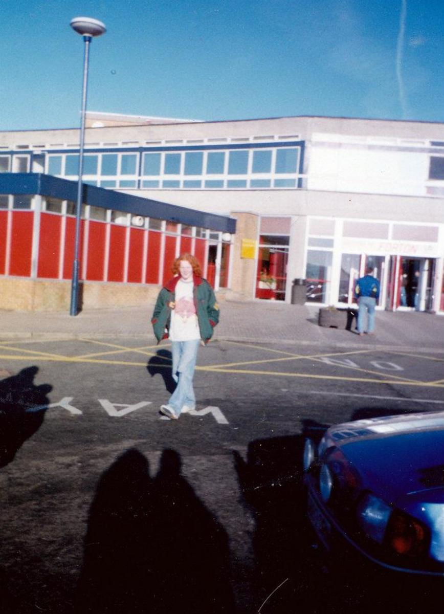 Anderton services on the M61 (1991)