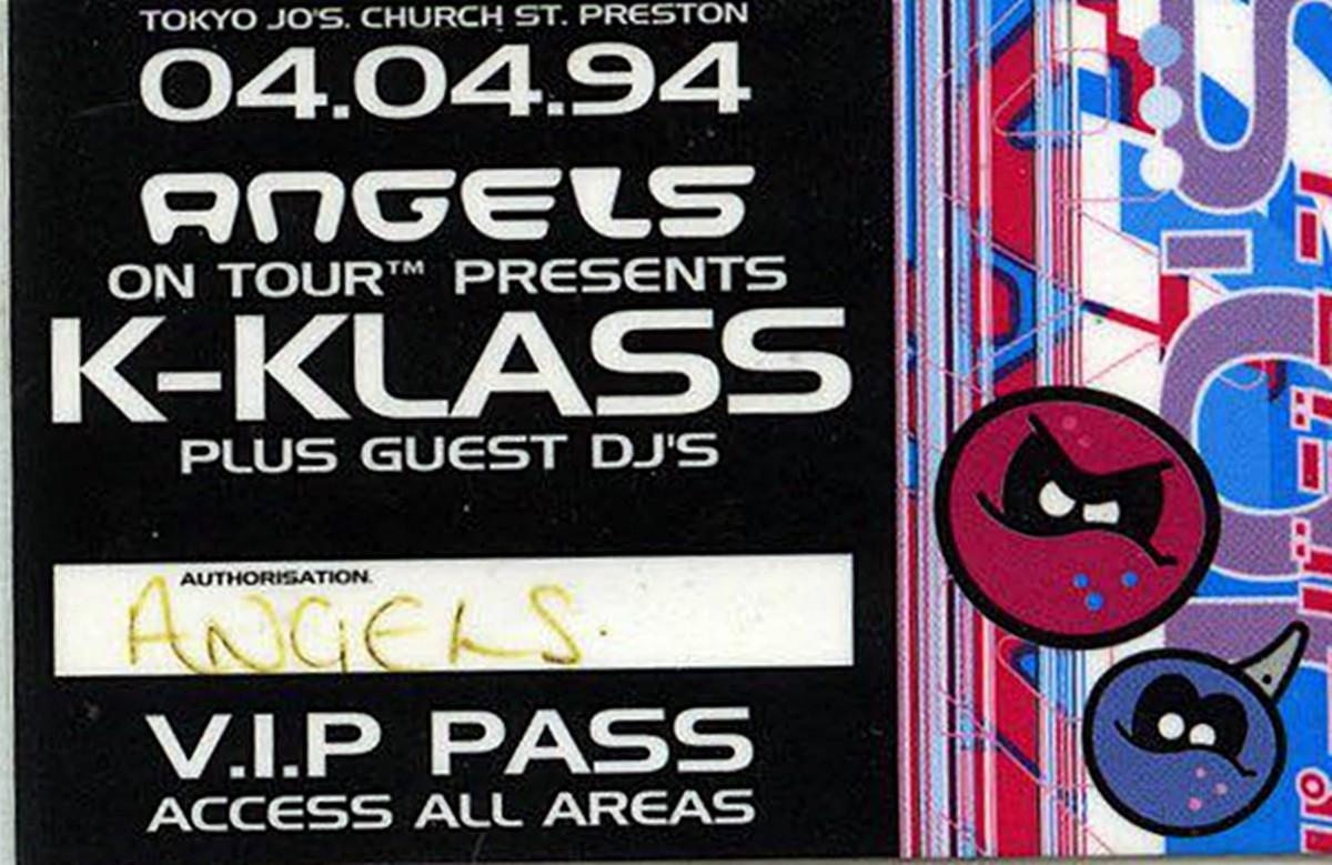 Angels' VIP pass