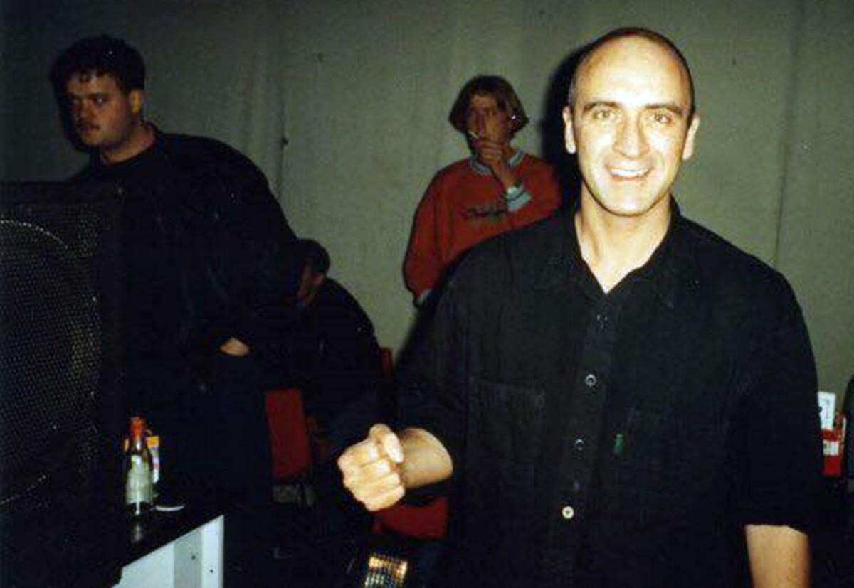 DJ Paul Taylor