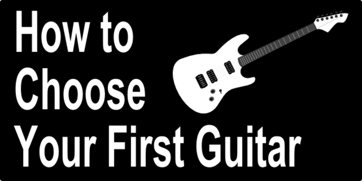 Your First Guitar