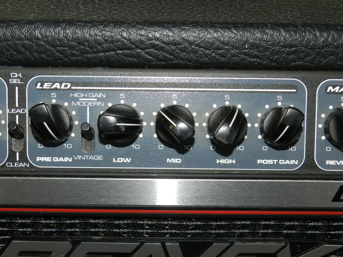 Lead Channel Controls