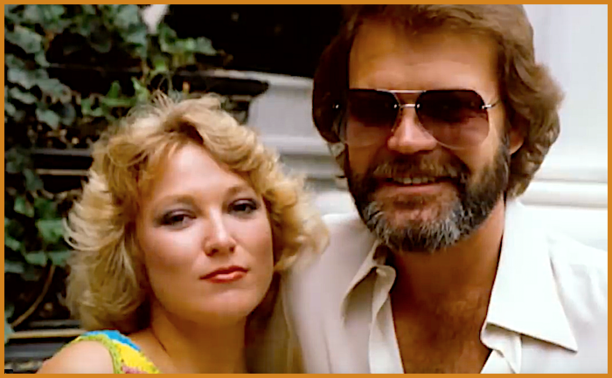 Glen Campbell and country singing star Tanya Tucker had a hot and heavy relationship in the early 1980s.