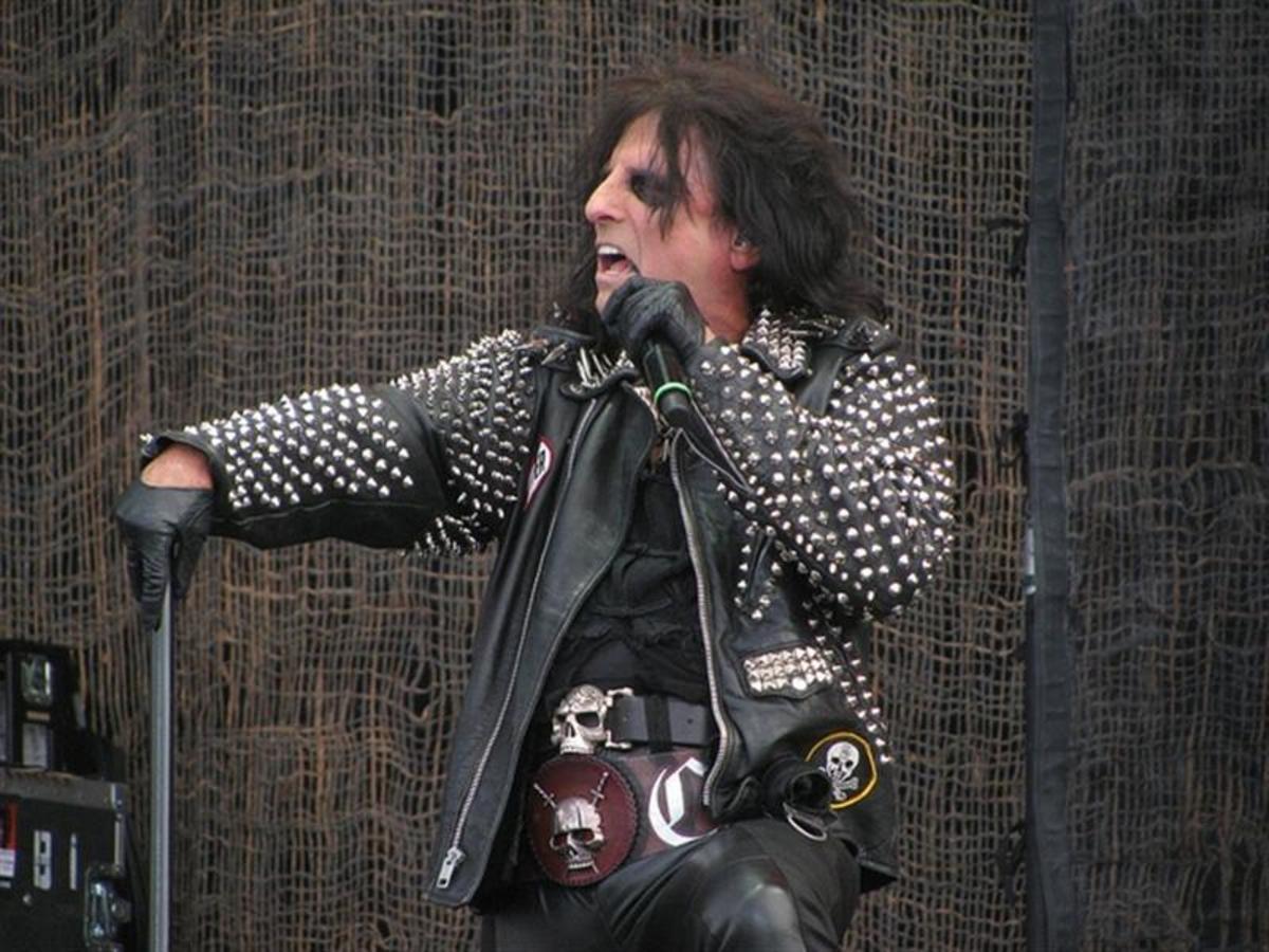 Alice at Ottawa Bluesfest July 12, 2012