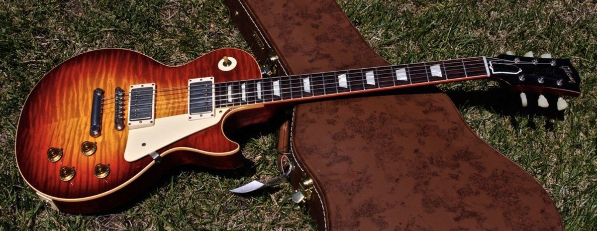 The 5 Best Gibson Les Paul Guitars Available Spinditty