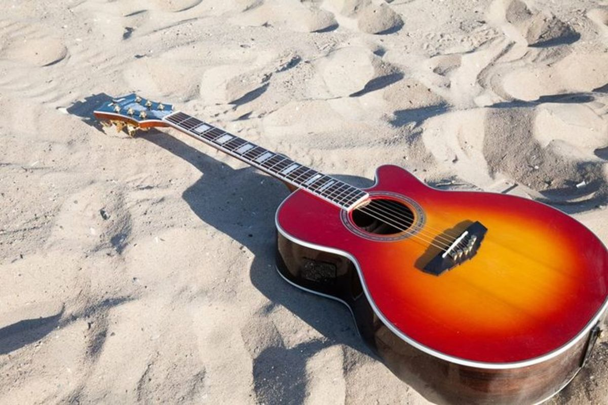 The D'Angelico Gramercy is also known as the SG-200.