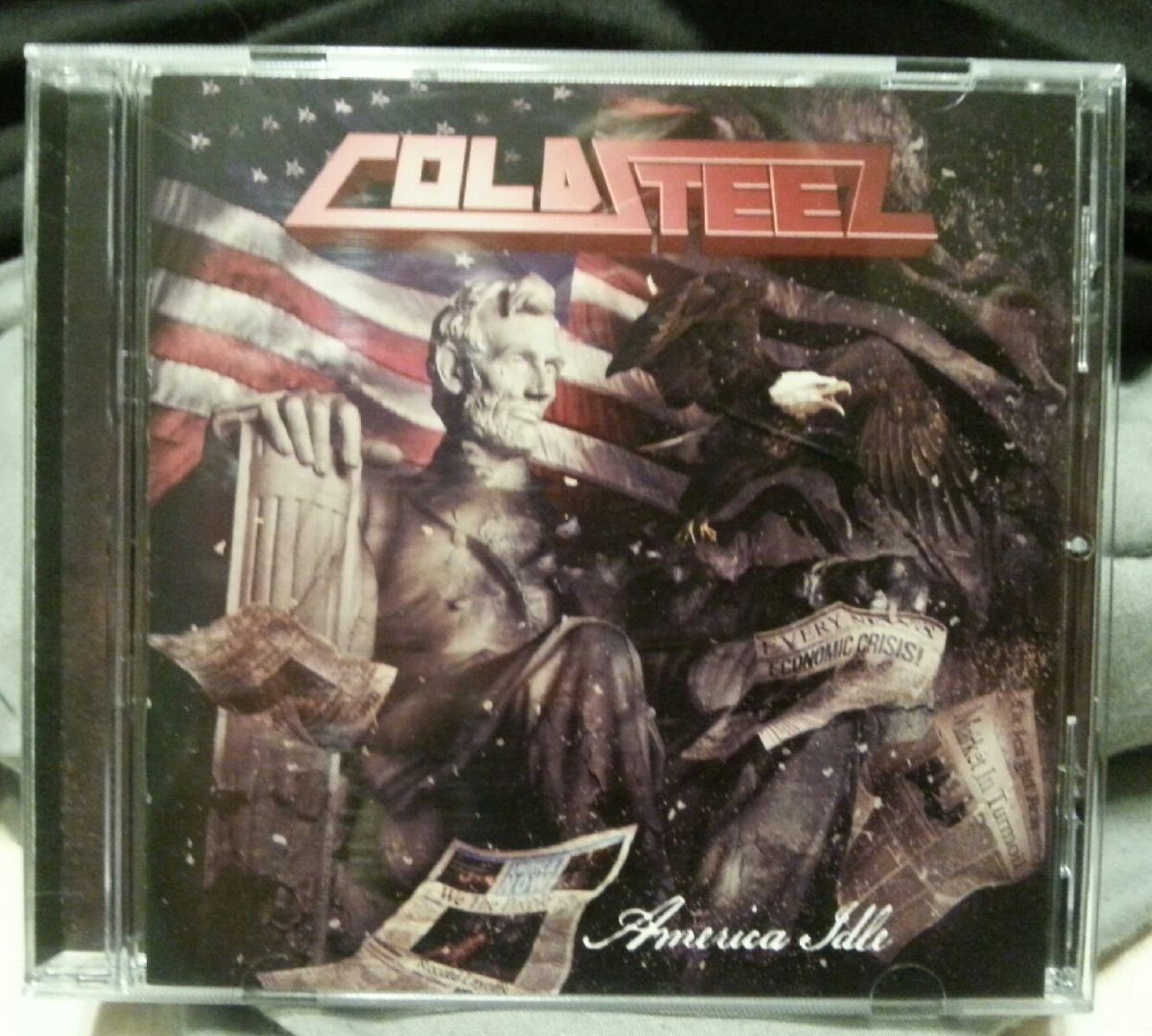 "Coldsteel, ""America Idle"" EP (2012)"