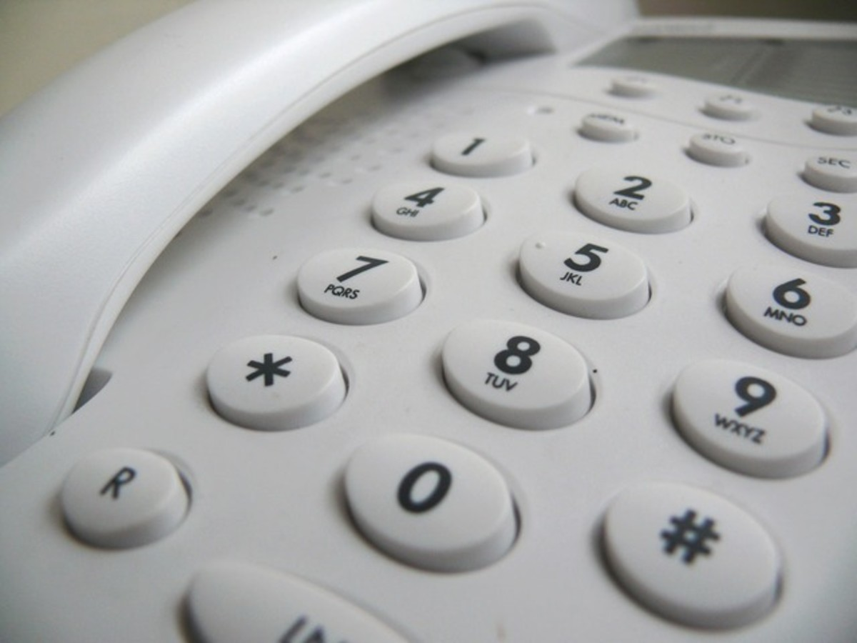 When I pressed redial on my home phone one night, I learned that my neighbor had been secretly letting himself in to my apartment.  He still had a key from the prior tenant.