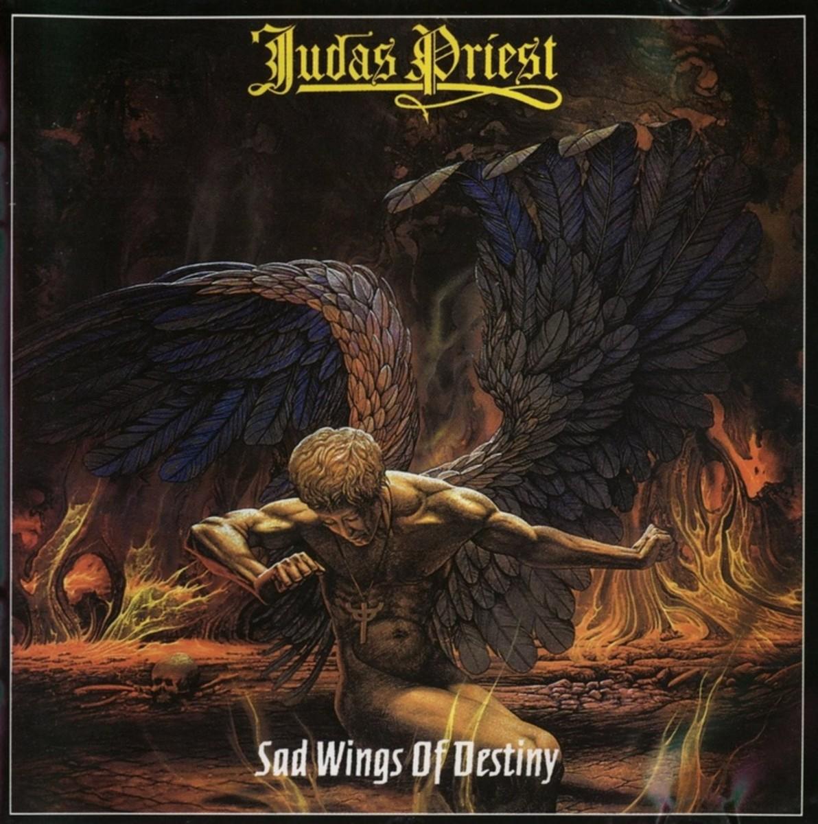 Judas Priest album cover.