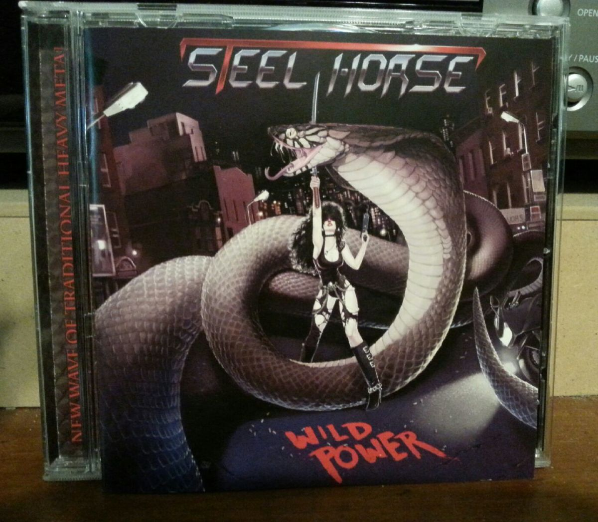 Steel Horse - Wild Power (2009)