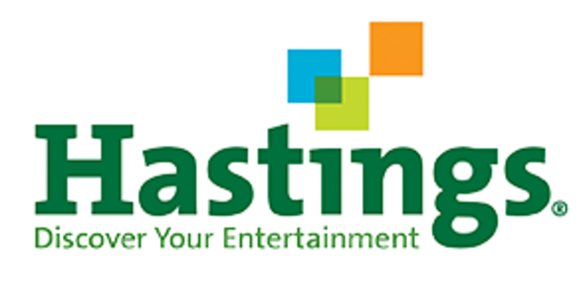 Farewell to Hastings Entertainment stores