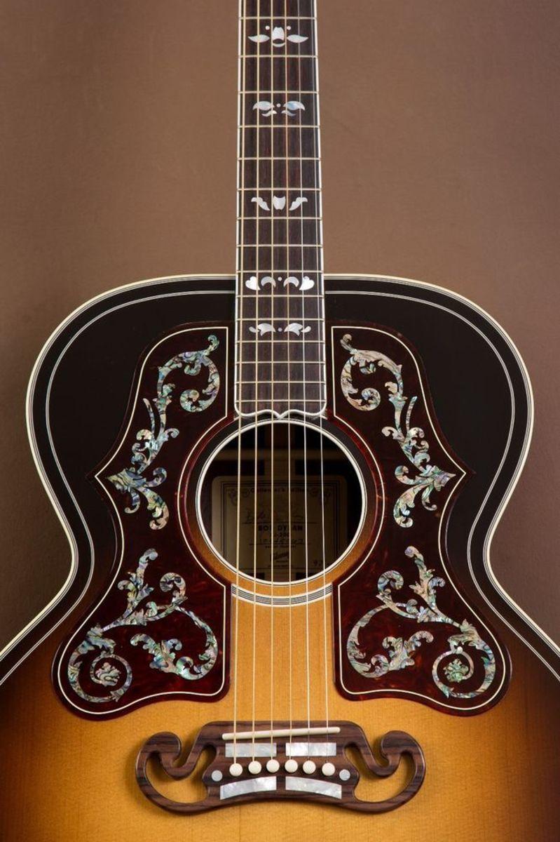 2015 Gibson Bob Dylan SJ-200
