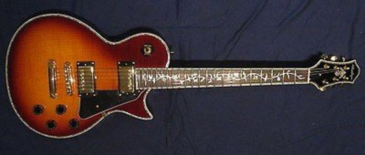 With vine inlay