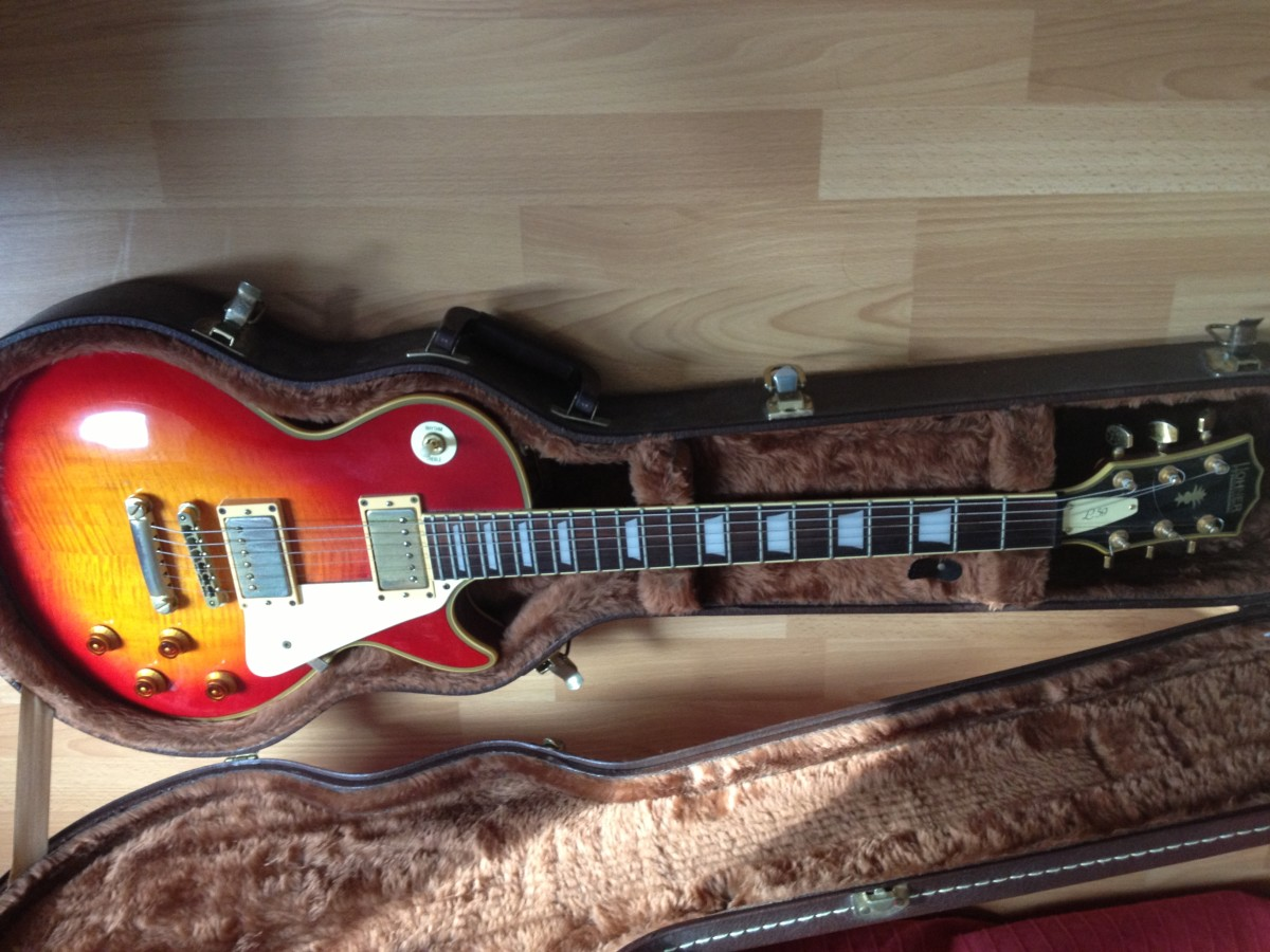 Hohner L-59 Les Paul copy
