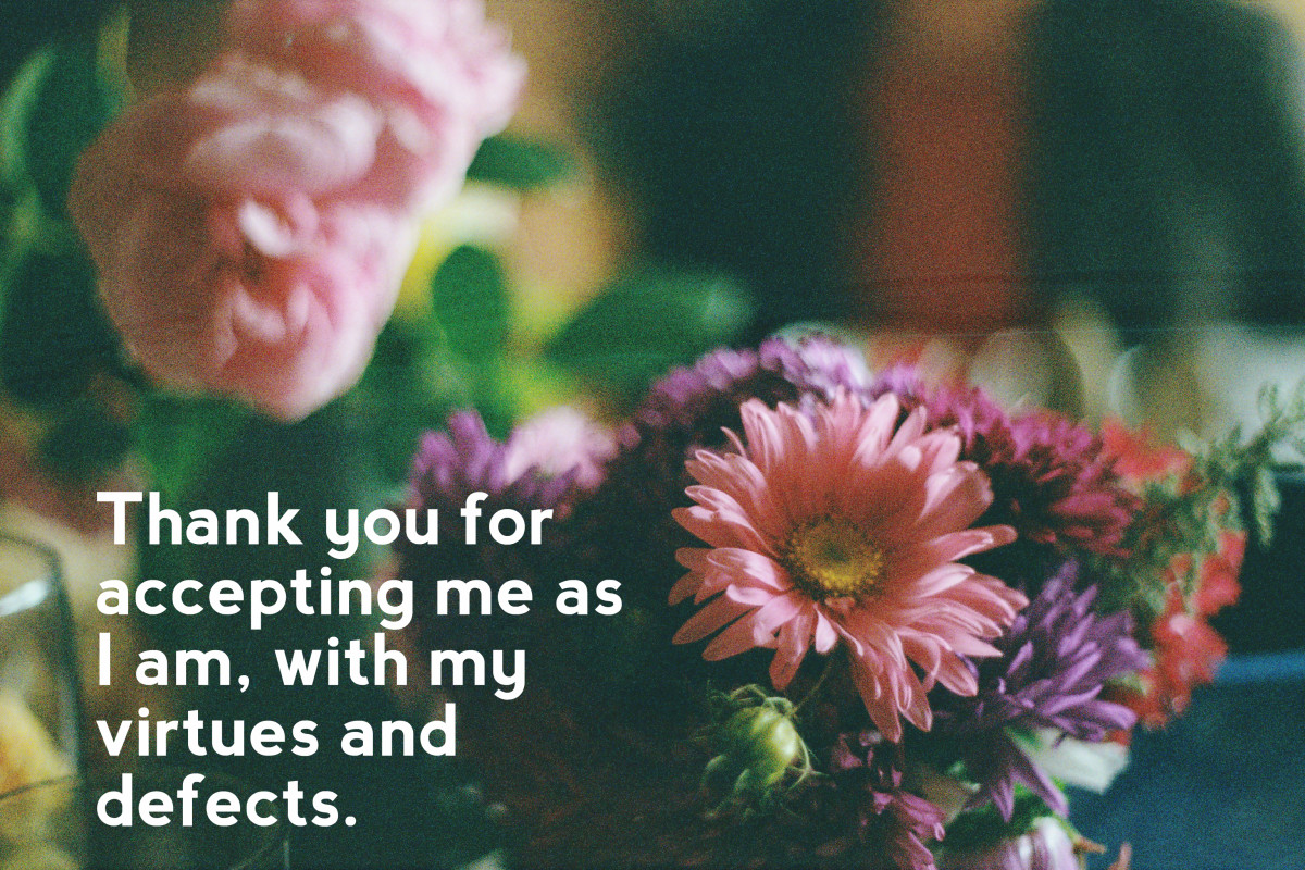 """""""Thank you for accepting me as I am, with my virtues and defects."""" - Jenni Rivera, Mexican-American singer"""