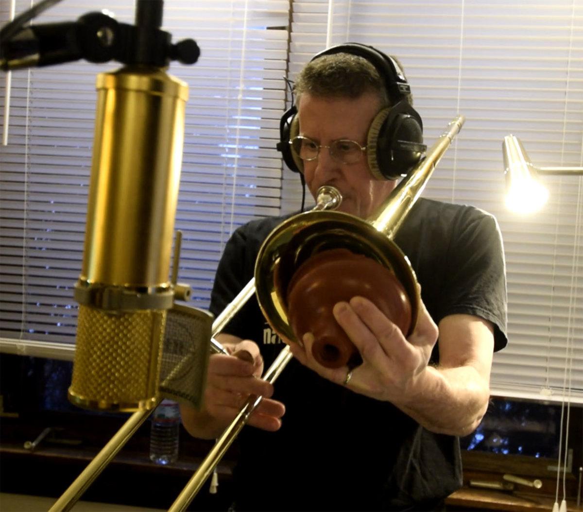 Me in the studio