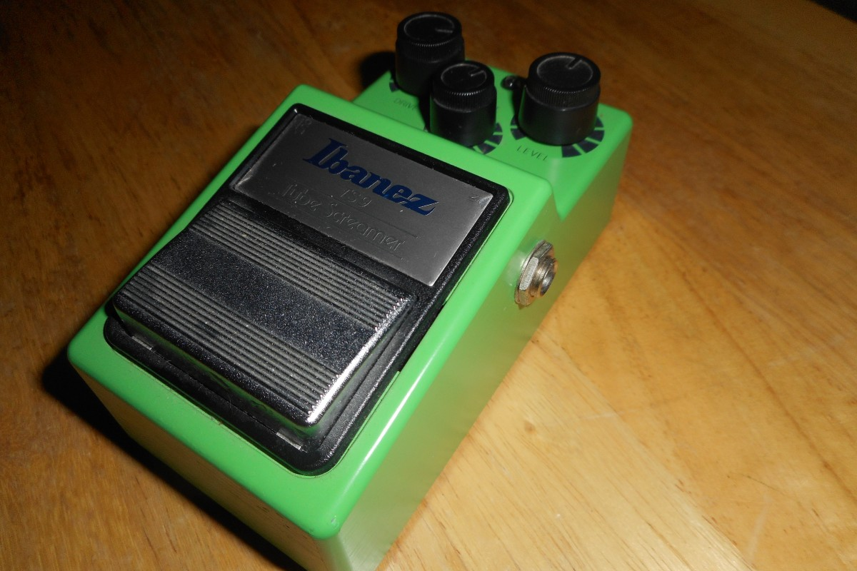 Most guitarists put distortion and overdrive pedals early in their signal chain, but feel free to experiment.