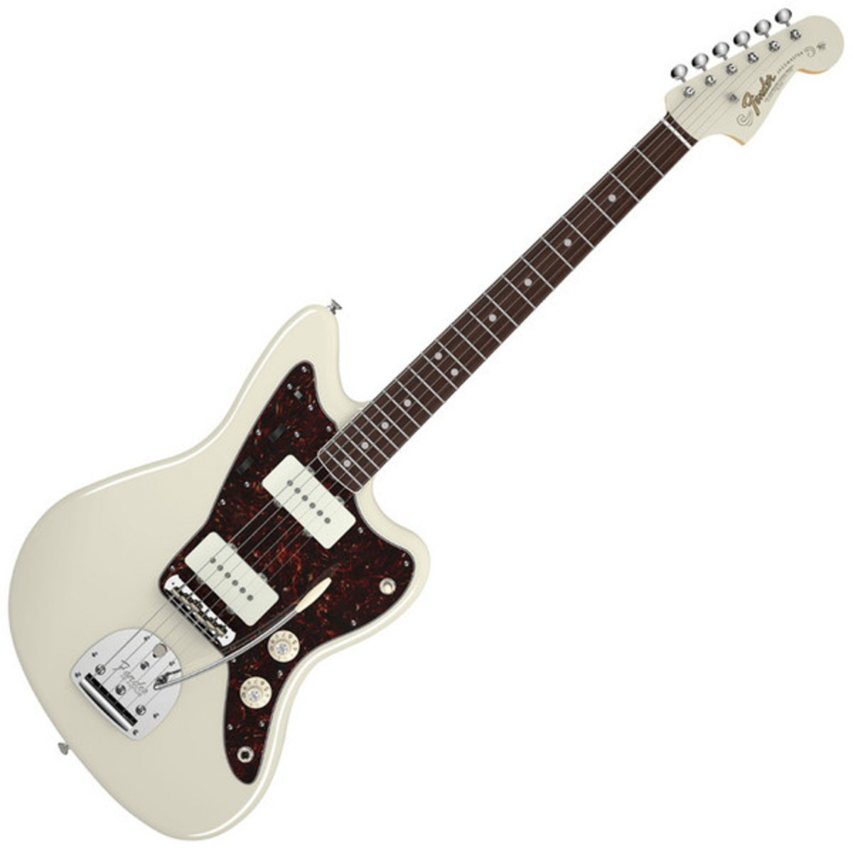 Intended for jazz musicians, the Jazzmaster found more success in the surf rock genre.