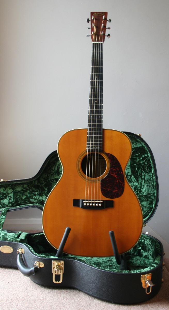Since the early 1900s, the Dreadnought has become the standard for acoustic guitars.
