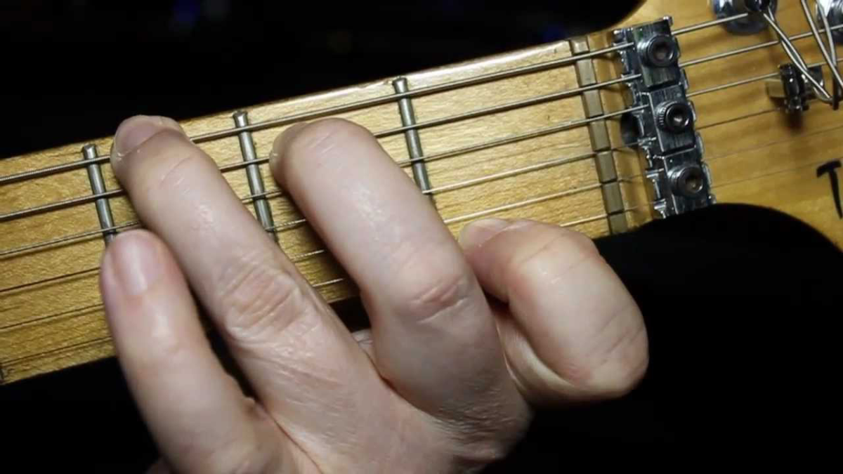 There's more to playing chords than getting your fingers in the right place.