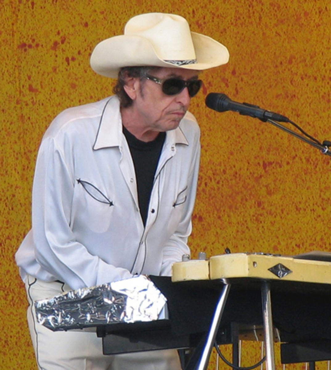 Bob Dylan in 2006