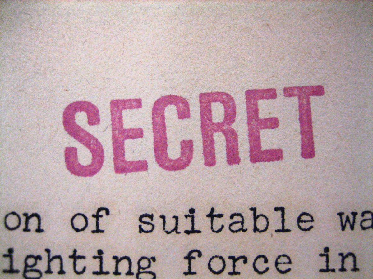 What's your secret?