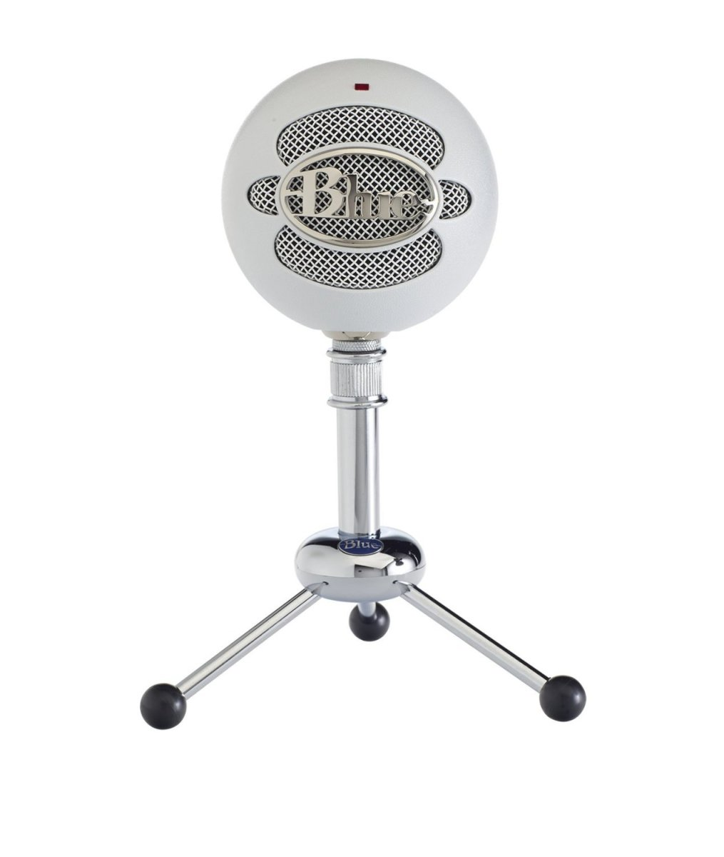 Blue Microphone's Snowball USB is a great all round mic that's easy to set up.