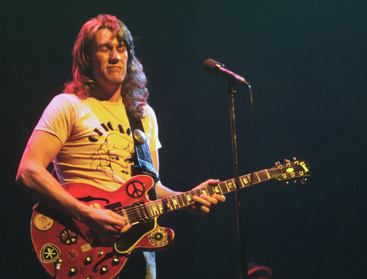 The late great Alvin Lee