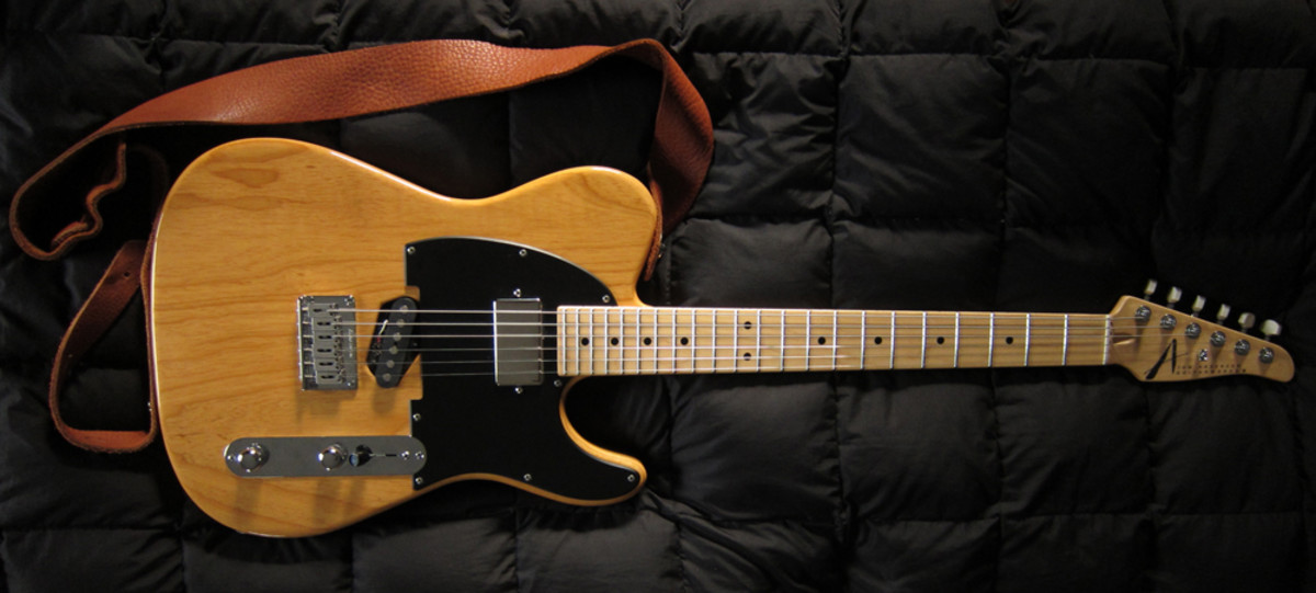 Classic T with neck humbucker