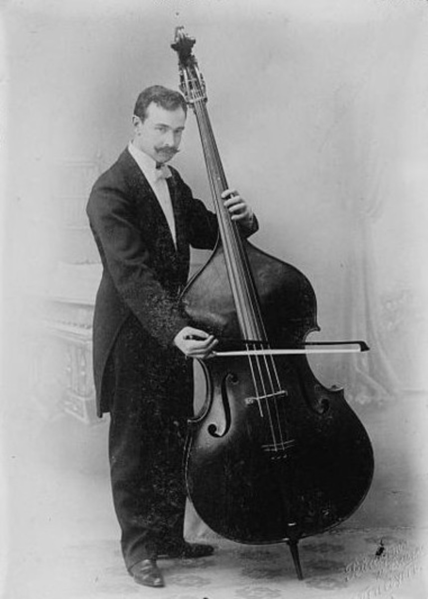 Serge Koussevitsky was also a famous conductor with a long association with the Boston Symphony orchestra.