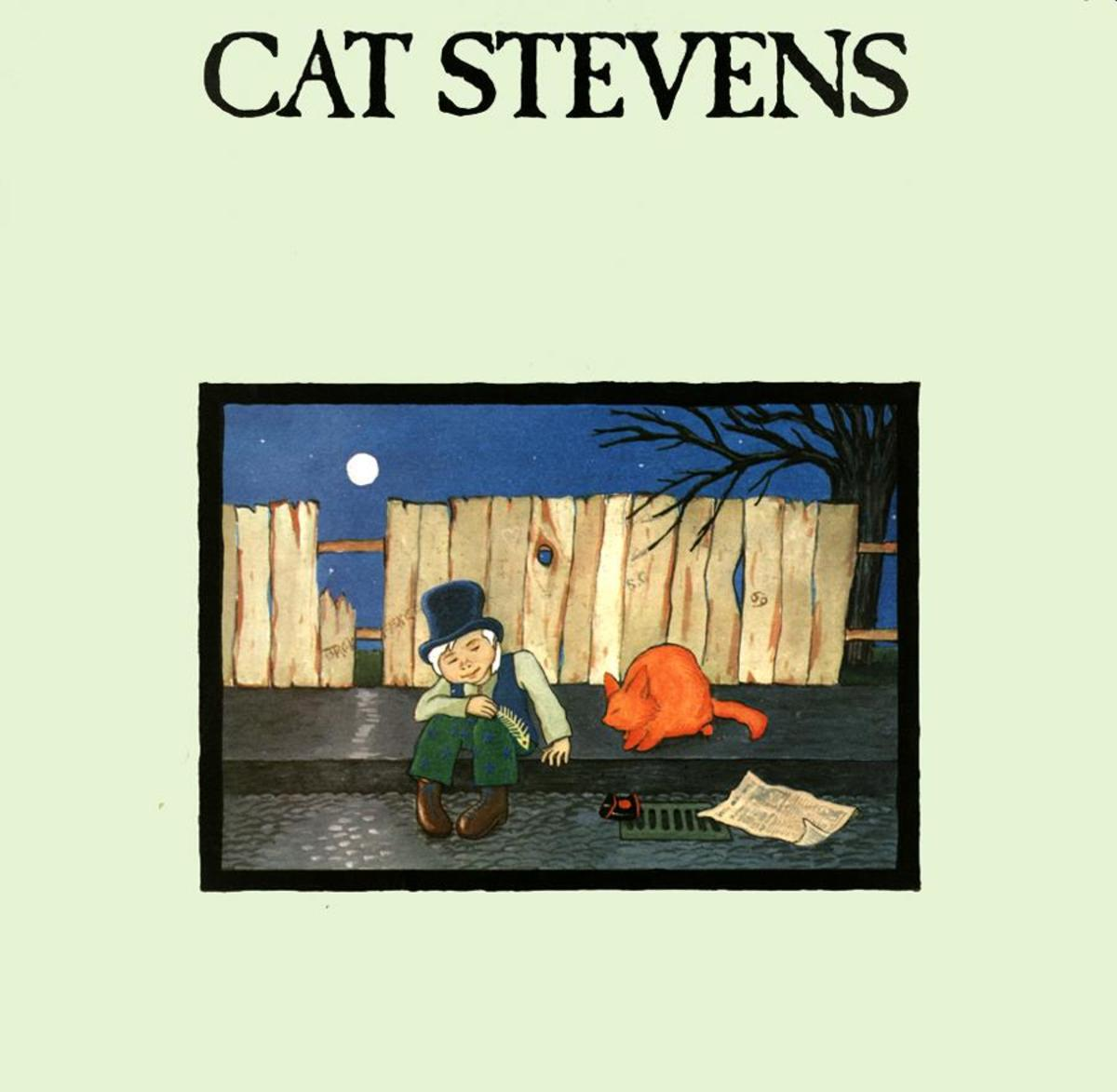 Teaser and the Firecat was not the only Cat Stevens album to feature the musician's artwork on the cover.