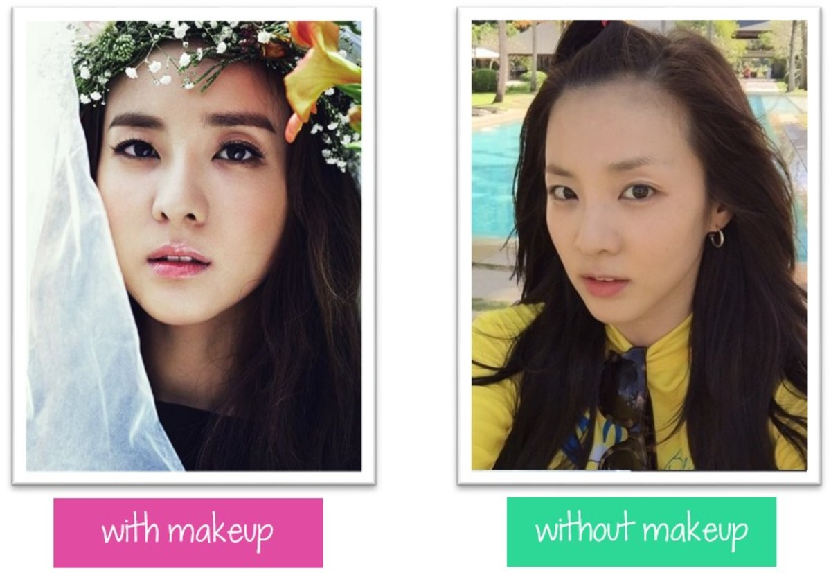 Top 10 Most Beautiful K Pop Idols Without Makeup Spinditty