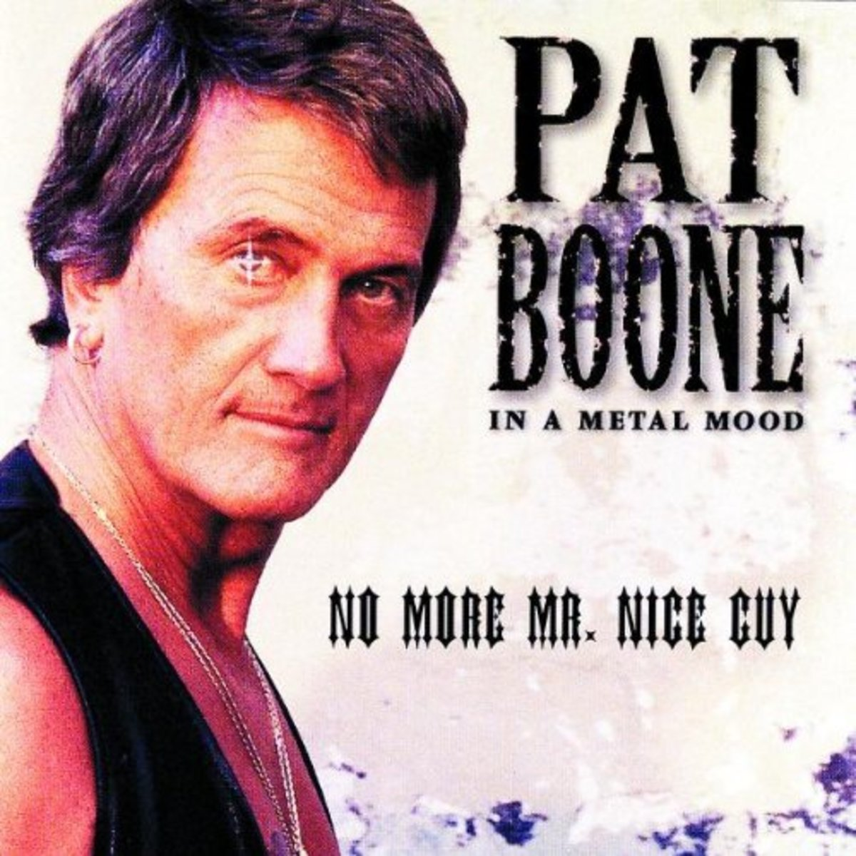 In a Metal Mood: No More Mr. Nice Guy album cover.