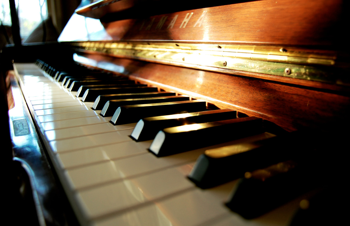 A versatile instrument, the piano can be played solo or as an accompaniment. It is one of the most popular instruments in the world, and about 25% of people play it.