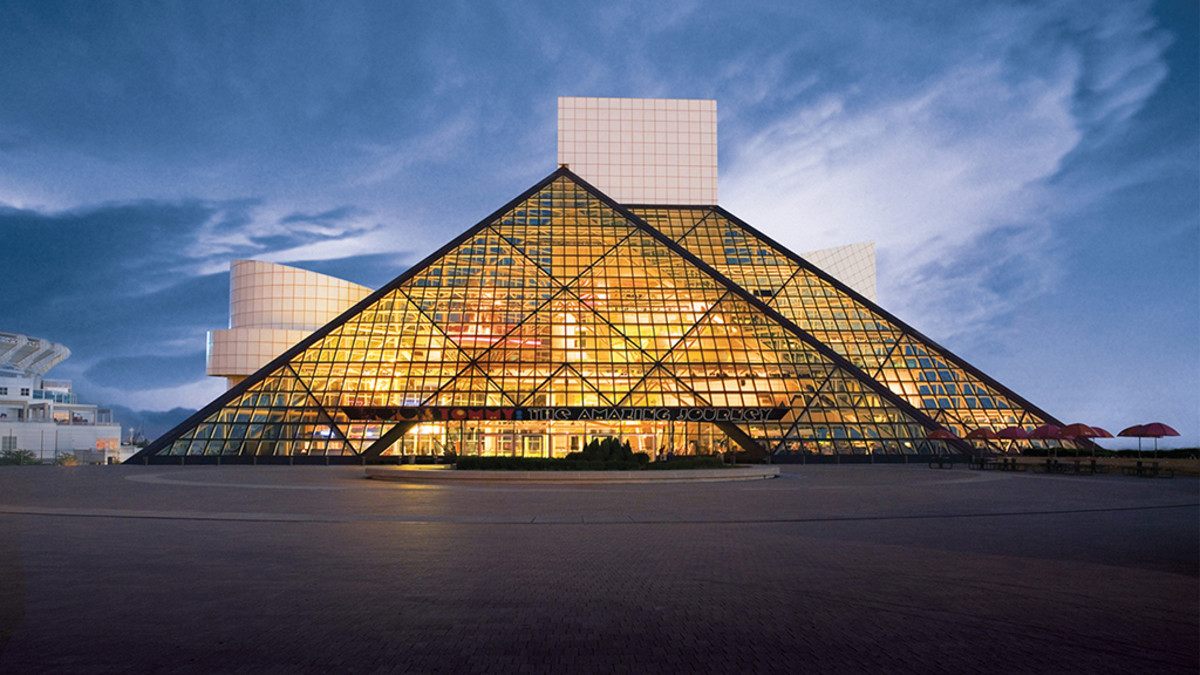 The Rock and Roll Hall of fame is located in Cleveland, Ohio and currently has 317 inductees.