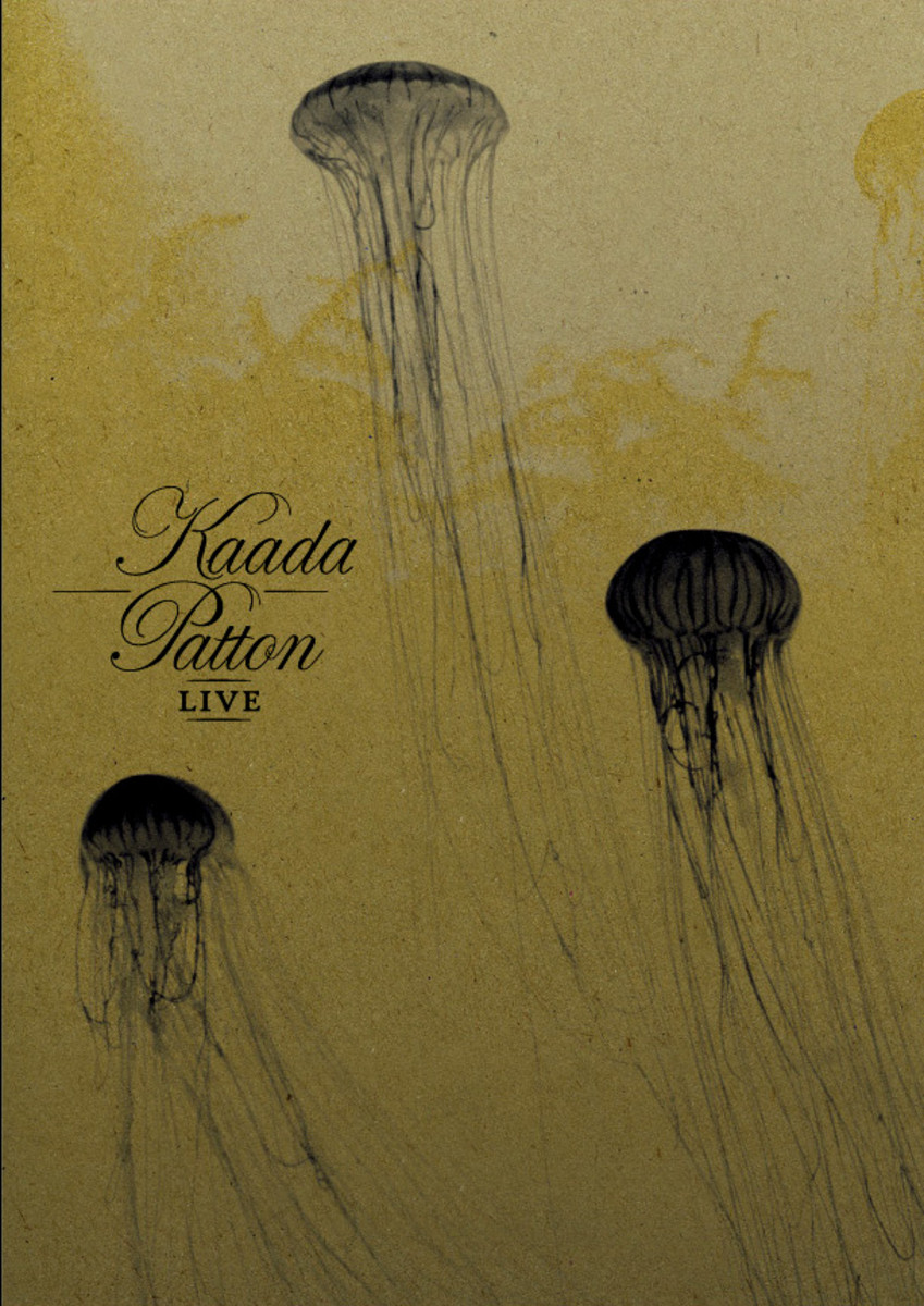 Kaada/Patton Live DVD cover