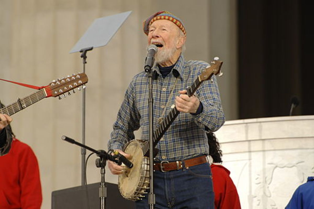Performing at Obama's Inauguration in 2009
