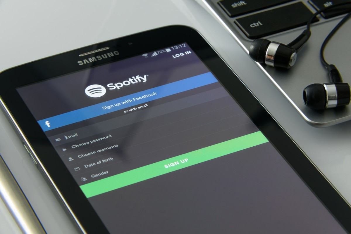 Streaming services like Spotify, Apple Music, Google Play Music and Amazon Music Unlimited allow downloads for offline listening