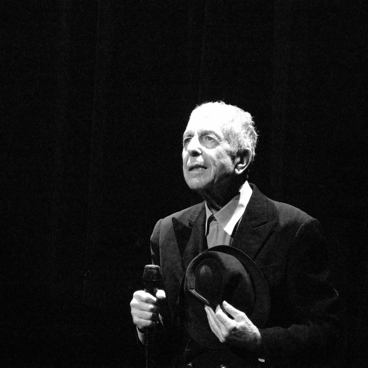 Leonard Cohen: Canadian Songwriter, Poet and Novelist