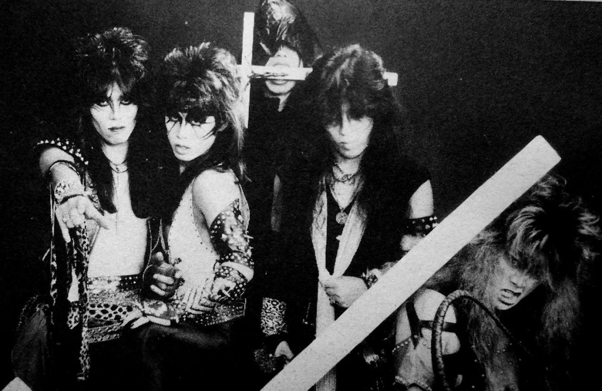 The Many Faces Of Visual Kei In Japanese Metal Spinditty