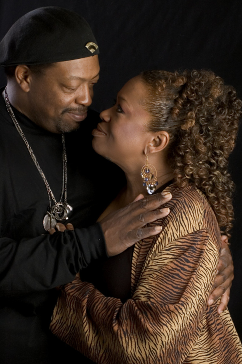 The love Southern Silk Duo have for one another is evident in their music.