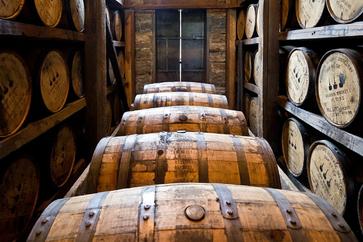 The color, flavor, and mouthfeel of whiskey is influenced by the environment inside the barrel, the properties of the wood including the charring, and the environment where the barrel is stored.