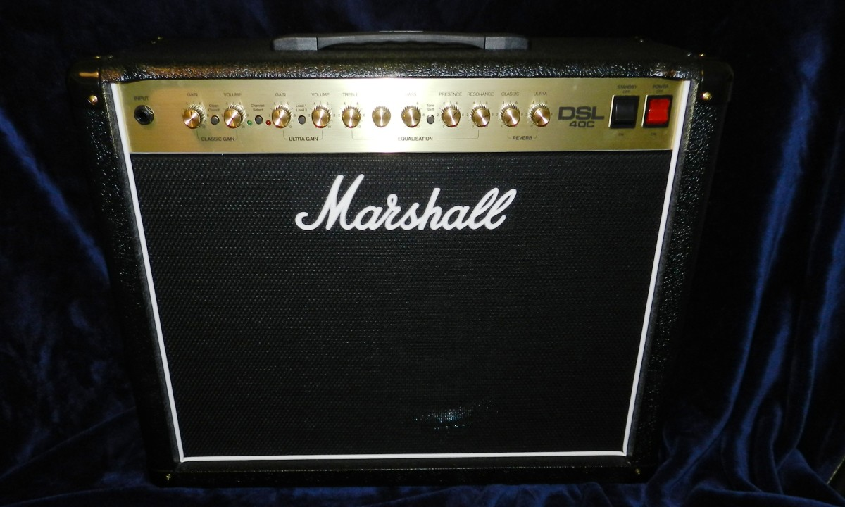 Marshall power in a 1x12 package.