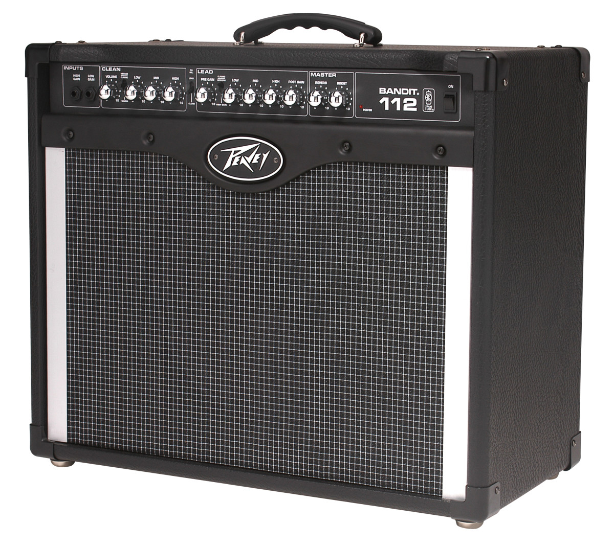 The Peavey Bandit is an affordable, powerful, solid-state amp with outstanding metal tone.
