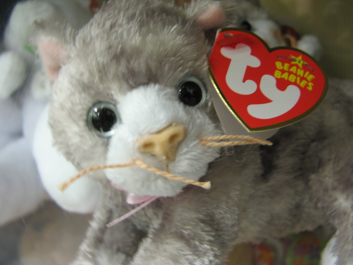 Beanie Babies, soft plush collectible toys, became a craze in the mid-1990s.  Both kids and adults collected them, and people would re-sell them for a much higher price on eBay.  By 1999, the craze began to subside.  Where are yours now?