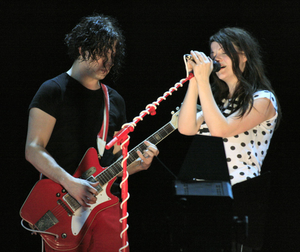 Alternative rock duo The White Stripes consisted of Jack White and Meg White, a divorced couple who publicly claimed they were brother and sister.
