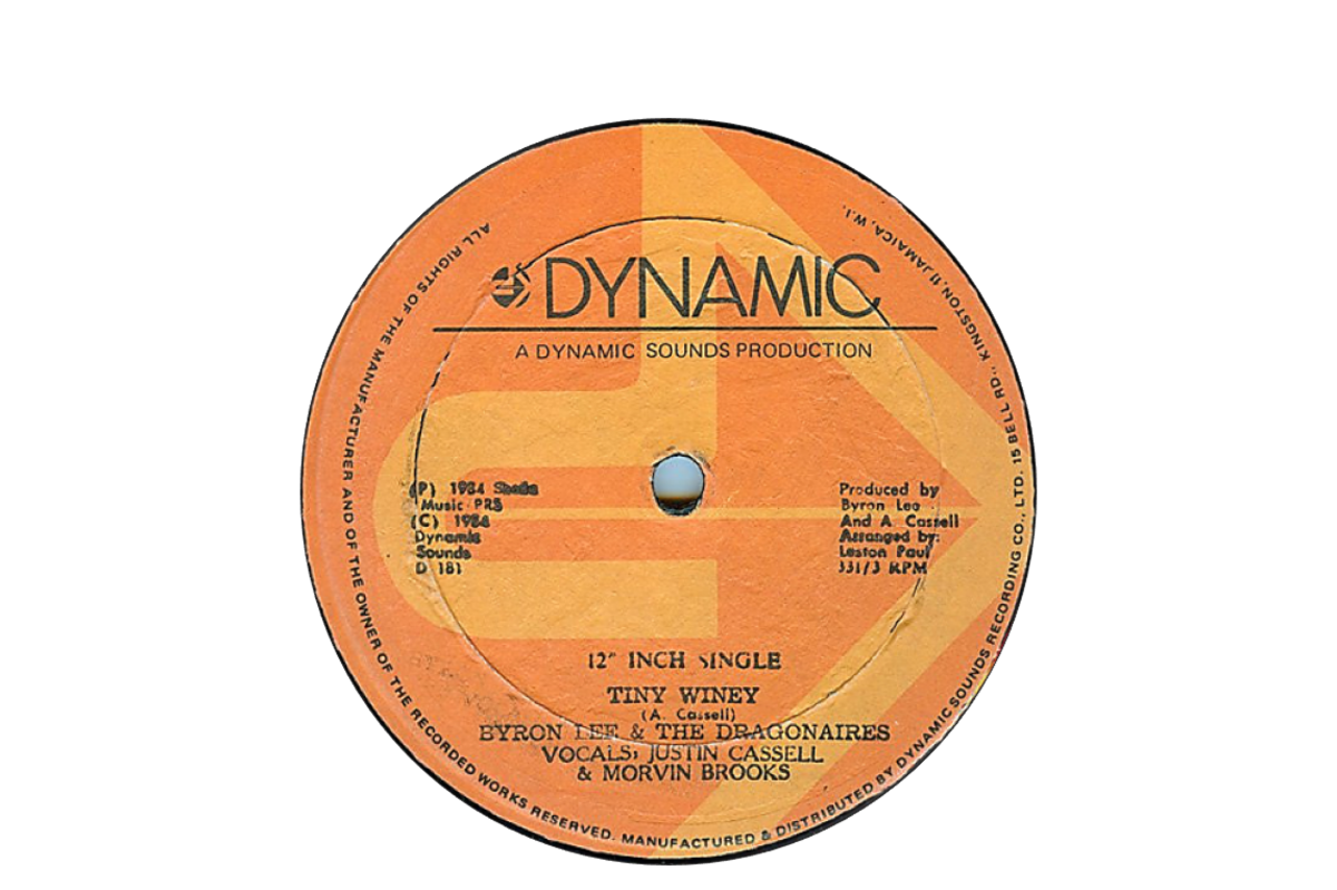 The Dynamic Sounds label