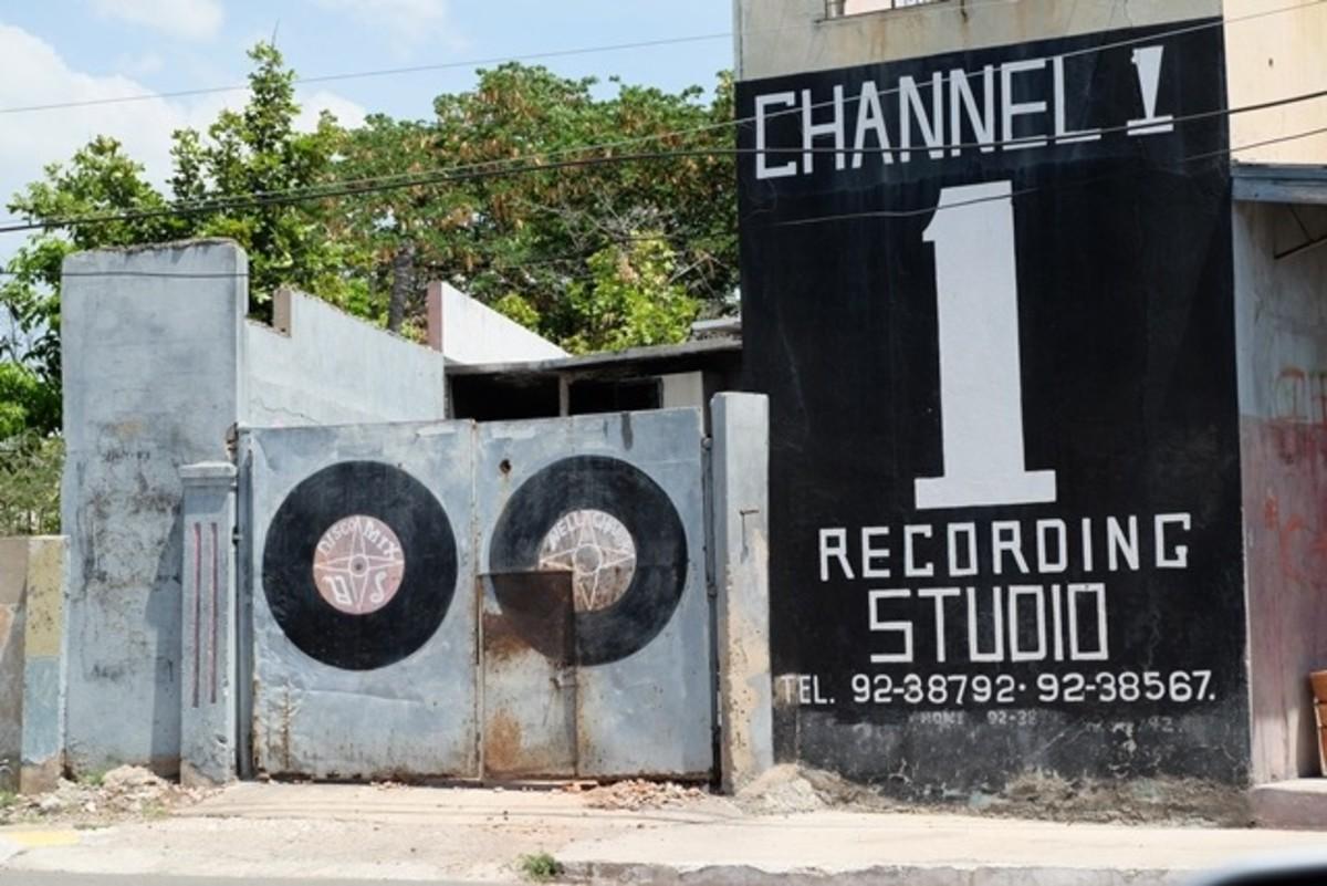 Channel One Studio, Maxfield Avenue, West Kingston, Jamaica