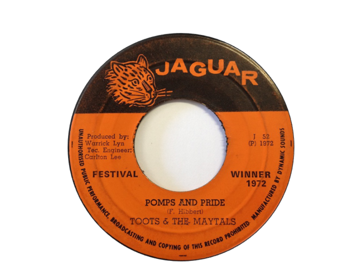 Pomps and Pride by Toots and the Maytals